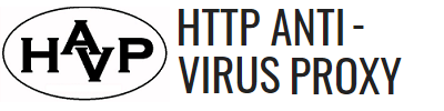 HAVP - HTTP Anti Virus Proxy